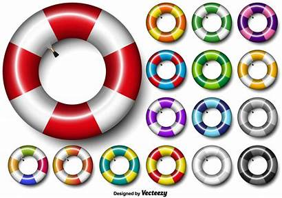 Vector Tube Inner 3d Icon Colorful Clipart