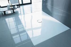 la douche a l39italienne tendance et esthetique With porte de douche coulissante avec carrelage villeroy boch salle bain