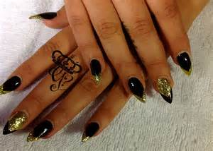 Stiletto nails designs with images fashion qe