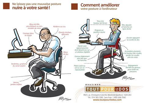 position bureau ergonomique bureau en gros chaise d ordinateur le monde de léa