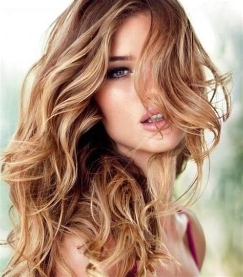 Highlighted Hairstyles by 2015 Fashionable Hair Color Ideas For Hair