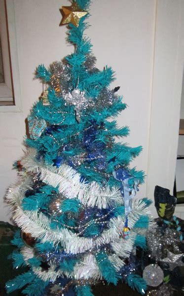 sapin de noel blanc et bleu photos de conception de maison agaroth
