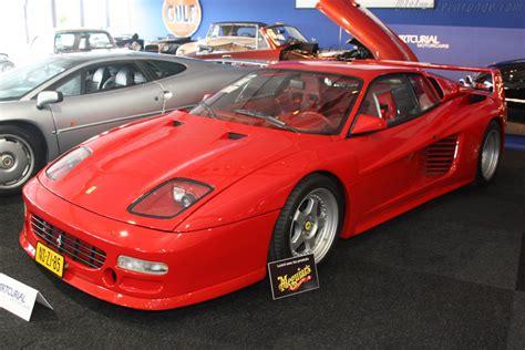 Ferrari Testarossa Koenig - 2014 Le Mans Classic
