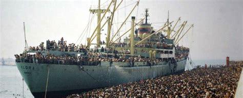 Ufficio Immigrazione Bari - migranti 25 anni fa a bari lo sbarco di 20mila albanesi