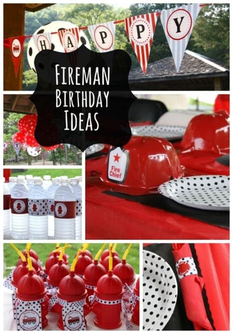 fire truck  birthday party spaceships  laser beams