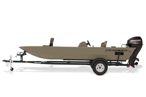 Tracker Boats Grizzly 1754 by 2018 New Tracker Grizzly 1754 Mvx Sc Jon Boat For Sale