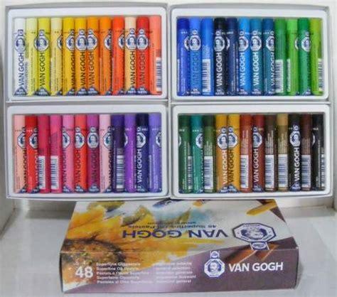 Vangogh Oil Pastels  Brands Of Hobby, Art & Craft Colors