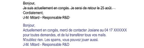mail absence maladie bureau mail absence maladie bureau 28 images comment cr 233 er une r 233 ponse d absence