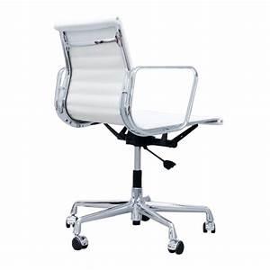 Eames Chair Weiß : charles eames b rostuhl ea 117 designerstuhl nachbau ~ Markanthonyermac.com Haus und Dekorationen