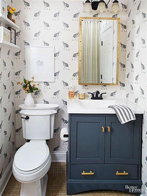 How To Get Bathroom Wallpaper by 133 Best Powder Rooms Images On