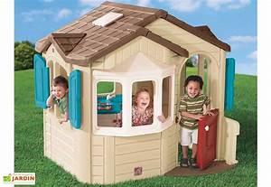 Maison Jardin Pour Enfant : maison enfant pvc les cabanes de jardin abri de jardin ~ Premium-room.com Idées de Décoration