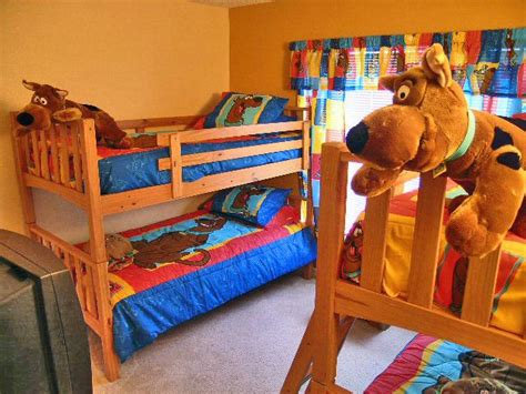 cool scooby doo bedroom decor theme ideas for
