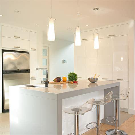 comptoir de cuisine blanc cuisines beauregard cuisine réalisation 234 cuisine