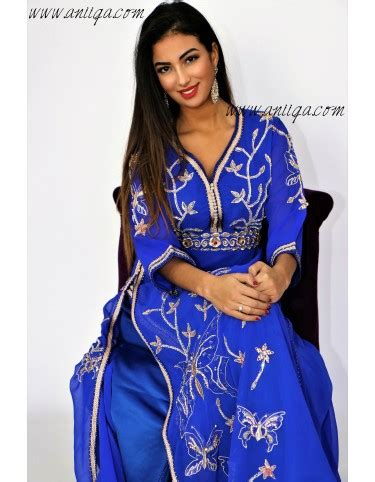 caftan  takchita  robe marocaine  robe