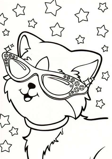 lisa frank animal coloring pages  print coloring pages