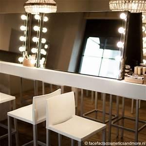 Make Up Spiegel : facefacts cosmetics more de webwinkel van make up studio visagie spiegels met verlichting ~ Orissabook.com Haus und Dekorationen