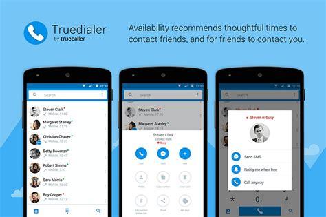 Truedialer App Update Brings New Availability Status ...