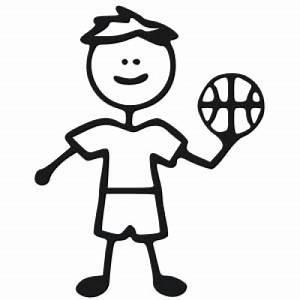 Stick Figure Boy - ClipArt Best