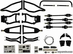 Superatv  U2013 Polaris Rzr To Rzr S 5 U2033 High Clearance