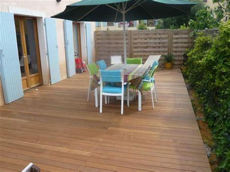 bois ipe pour terrasse r 233 alisation de terrasse en bois exotique ip 233 sur cannes parquet et terrasse en bois aix en
