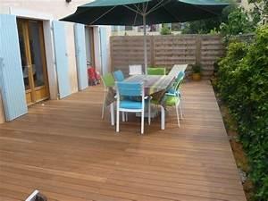 Bois Exotique Pour Terrasse : r alisation de terrasse en bois exotique ip sur cannes ~ Dailycaller-alerts.com Idées de Décoration