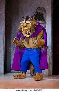 Beauty And The Beast Broadway Stock Photos & Beauty And ...