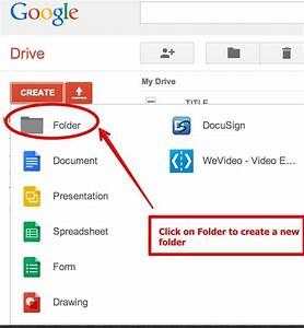 share docs and assignments with students using google With google docs shared folder