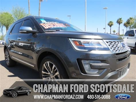 Chapman Ford Ford Dealership In Scottsdale Az   Autos Post