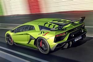 Lamborghini Aventador 2018 : 2019 lamborghini aventador svj coupe hiconsumption ~ Medecine-chirurgie-esthetiques.com Avis de Voitures