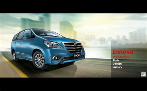 launch report updated  toyota innova facelift