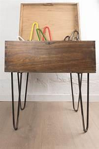 Pied De Table Original : cool habiller vos meubles grce nos pieds en pingle with pied de table original ~ Teatrodelosmanantiales.com Idées de Décoration