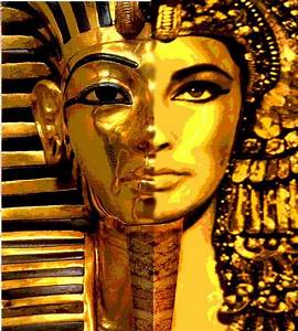 cleopatra,   ♧Luck be a lady♧   Pinterest
