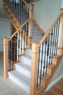 tread  caps stairway railings stair handrail