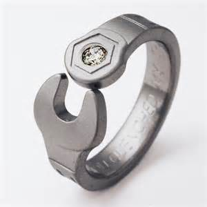 titanium wedding rings for enfield 1 titanium ring with wrenches titanium wedding rings handcrafted by exotica jewelry