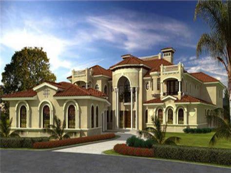 Interiors of Mediterranean Style Homes Luxury Home