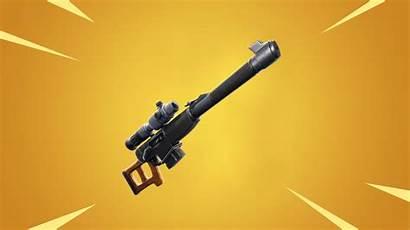 Fortnite Sniper Rifle Automatic Leaked Battle Leak