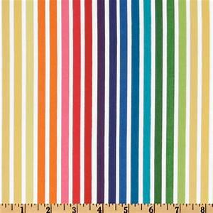 Remix Stripes Bright - Discount Designer Fabric - Fabric com