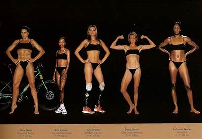 Athletes Olympic Types Different Comparing Vastly Athlete