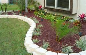 garden edging home design ideas