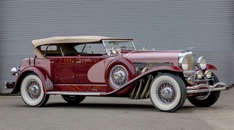 Duesenberg Model J by Four Offerings From The Academy Of
