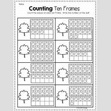 Teen Numbers  Teen Number Practice  Math Worksheets  Fall Activities