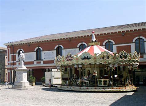 sede centrale poste italiane ufficio turismo comune di cesenatico poste italiane