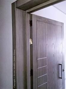 Porte D Entrée D Appartement : porte d 39 entr e pour appartement en bois noble fr ne tunisie soci t meubles jemour fr res ~ Melissatoandfro.com Idées de Décoration
