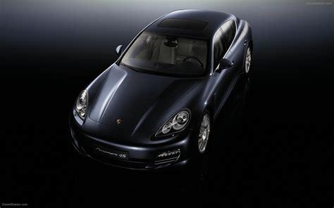 Porsche Panamera North American Debut Video Widescreen