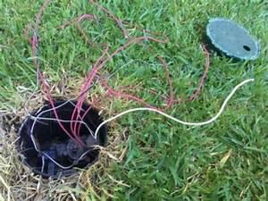 Sprinkler Valve Wiring Problem