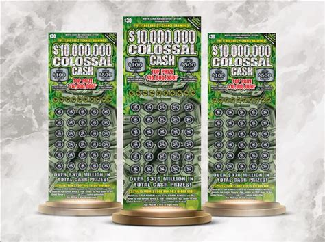 tuesday delivers  colossal cash game