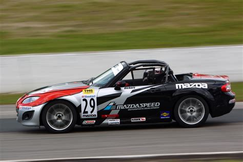 Racing Series by Battery Tender Mazda Mx 5 Cup Series To Kick At