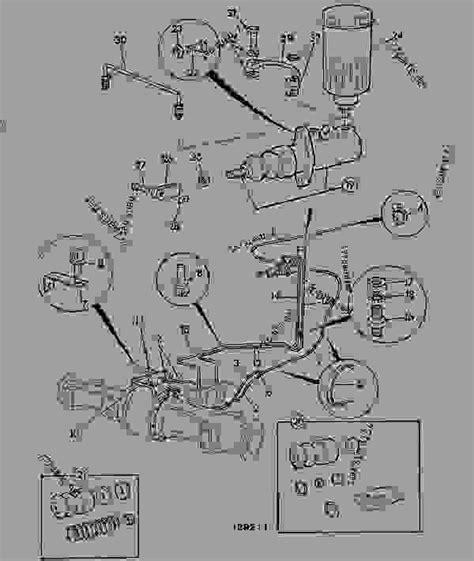 4 vacuum hose pipework servo brake system construction jcb 3cx 4tt
