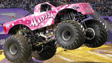 monster trucks trucks for monster jam trucks have monster appeal car news carsguide