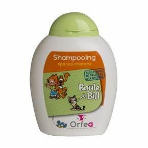Laver Un Chaton : shampoing shampooing special chatons laver chaton boule et ~ Nature-et-papiers.com Idées de Décoration